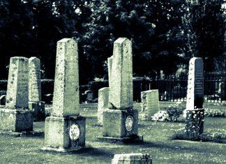 Moss cemetery. Moss, Østfold, Norway. | Photo: LA Dahlmann - cc by-sa.