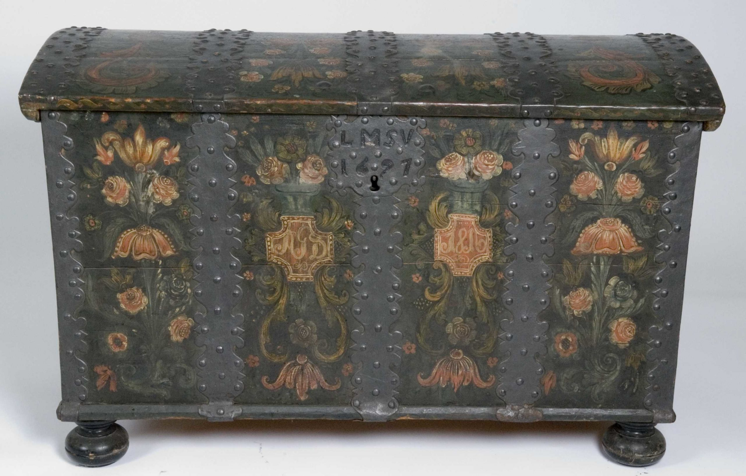 Vintage photos | the rose painted chests | Norway