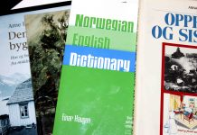 Norwegian-English Dictionary by Einar Haugen.
