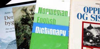 Norwegian-English Dictionary by Einar Haugen.