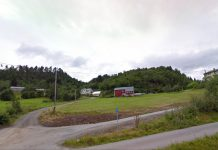 Sortehaug - screengrab. | Copyright: Google maps.
