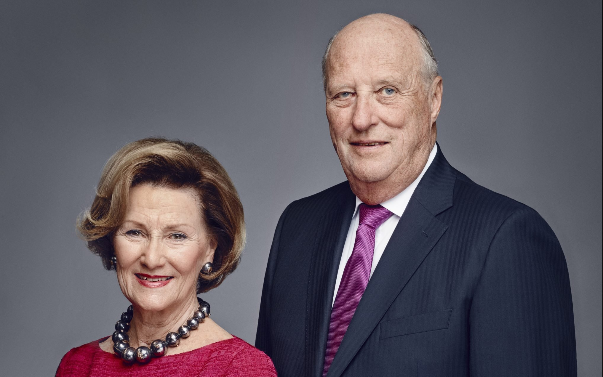 Norwegian royal family | 50 years of marriage in 2018 | Norway