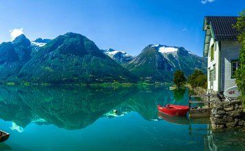 Sogn og Fjordane. | Photo: Christer Olson - adobe stock - copyright.