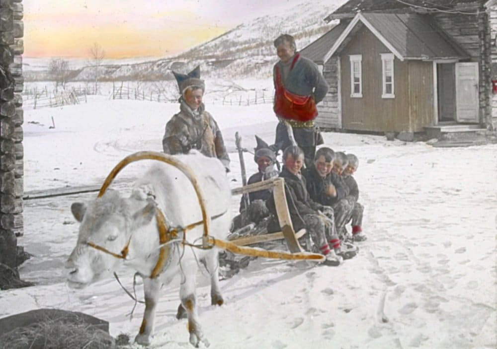 Sami people | 12 vintage photos | Sapmi