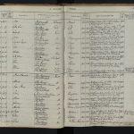 Birth record Ole Johan Nyaas 1881. Os, Tolga, Hedmark. | Photo: digitalarkivet.no - copyright.