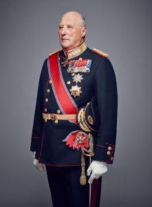 His Majesty King Harald V of Norway | Photo: Jørgen Gomnæs - det kongelige hoff - copyright.