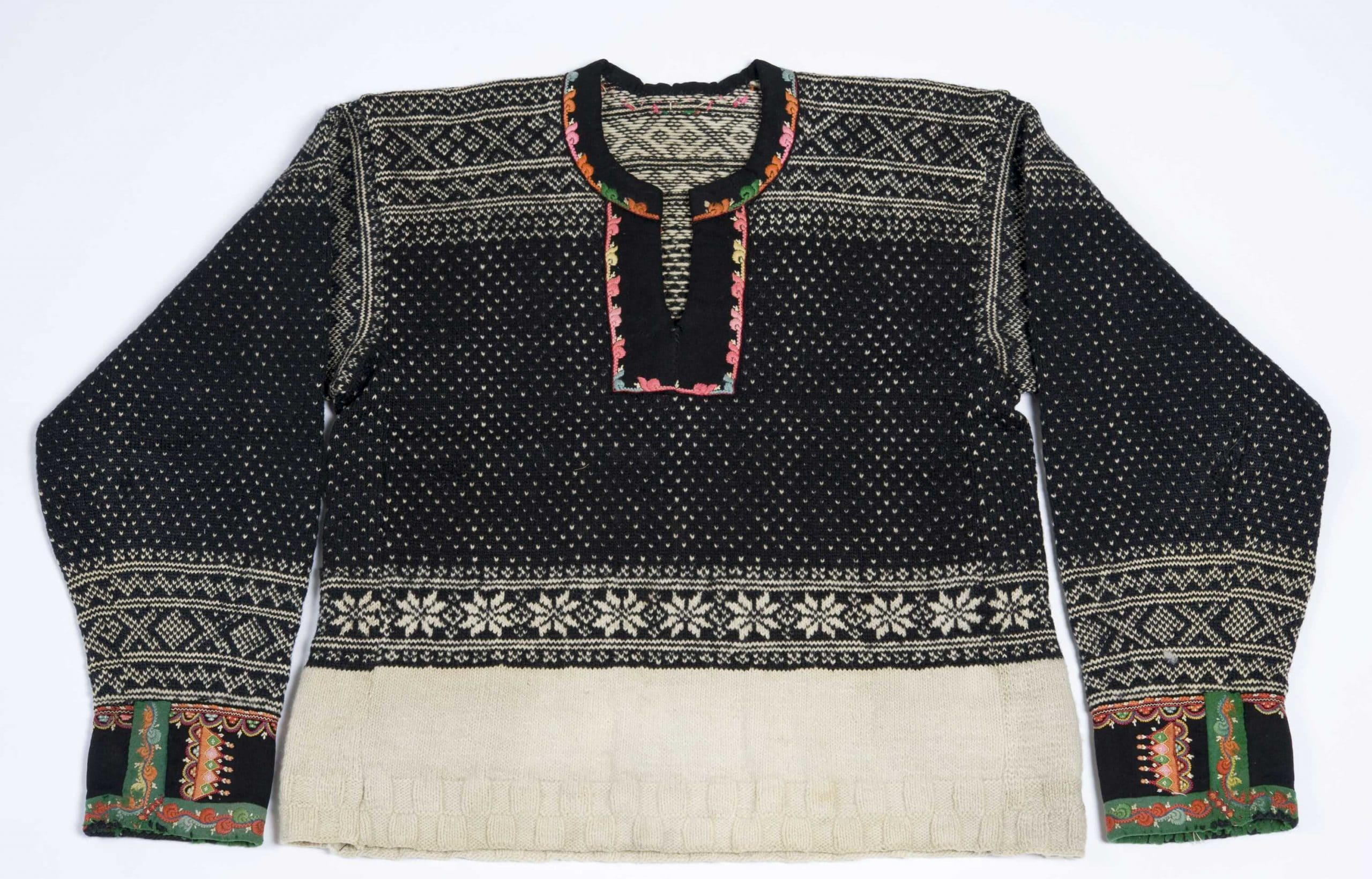 History | the sweater from Setesdal | Norway