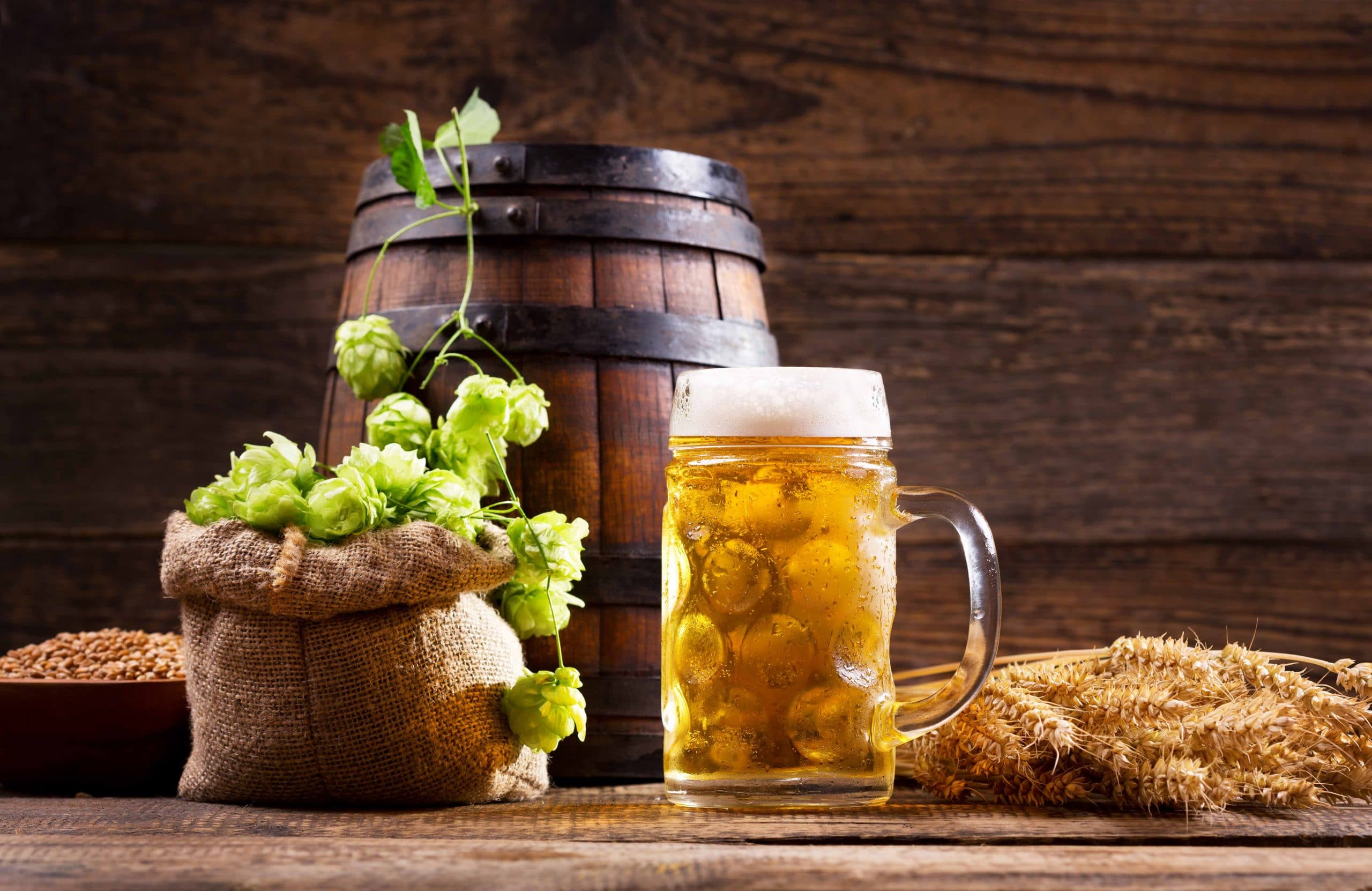 Food history | the difference between mead and beer | Norway