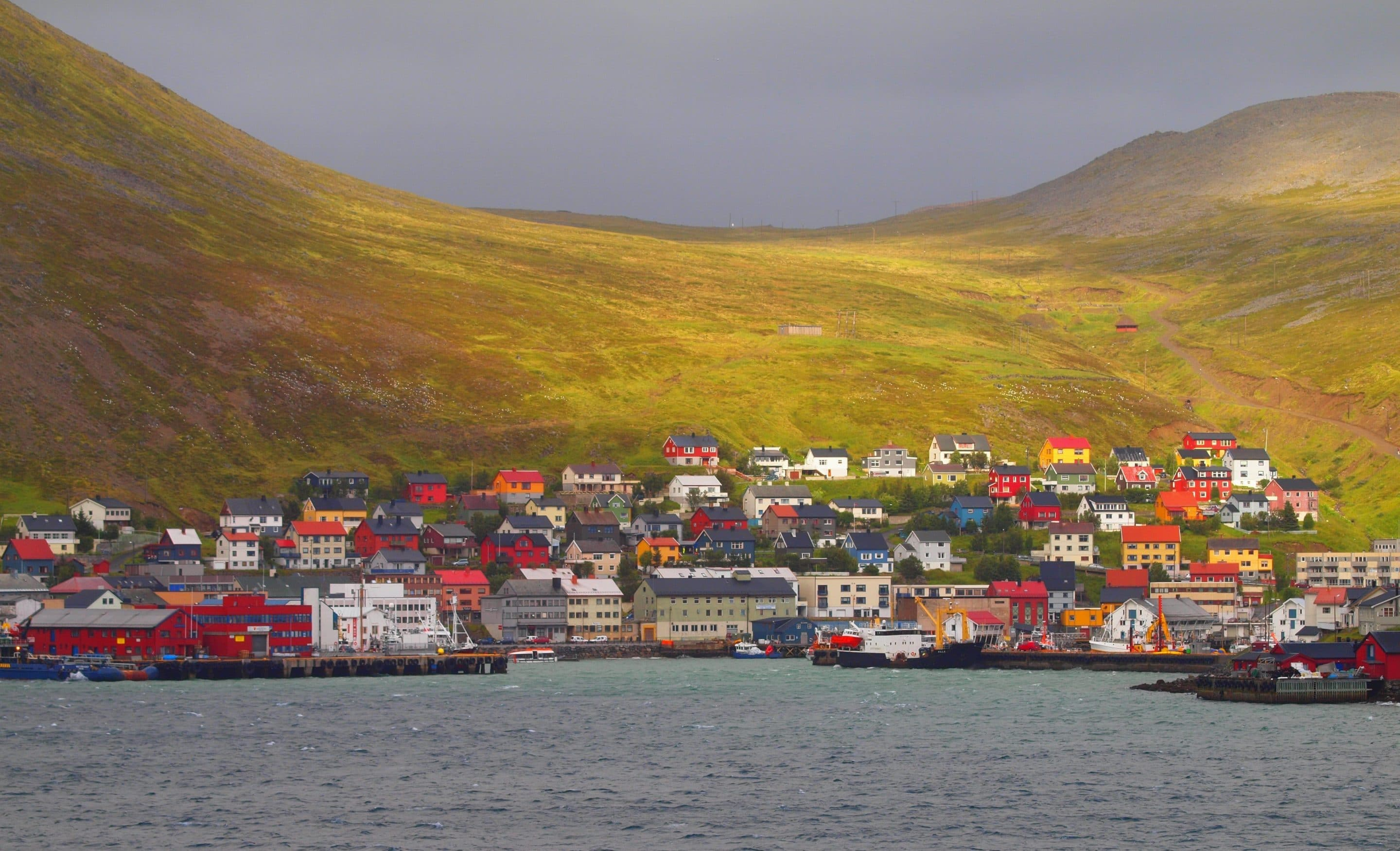 Honningsvåg, Finnmark, Norway. | Photo: Luca Boldrini - wikimedia.org cc by.