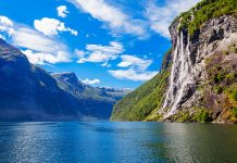 The Geiranger fjord, Norway. | © saiko3p - stock.adobe.com.