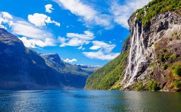The Geiranger fjord, Norway. | © saiko3p - stock.adobe.com.