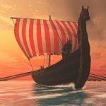 Viking ship. | © Corey Ford - stock.adobe.com.