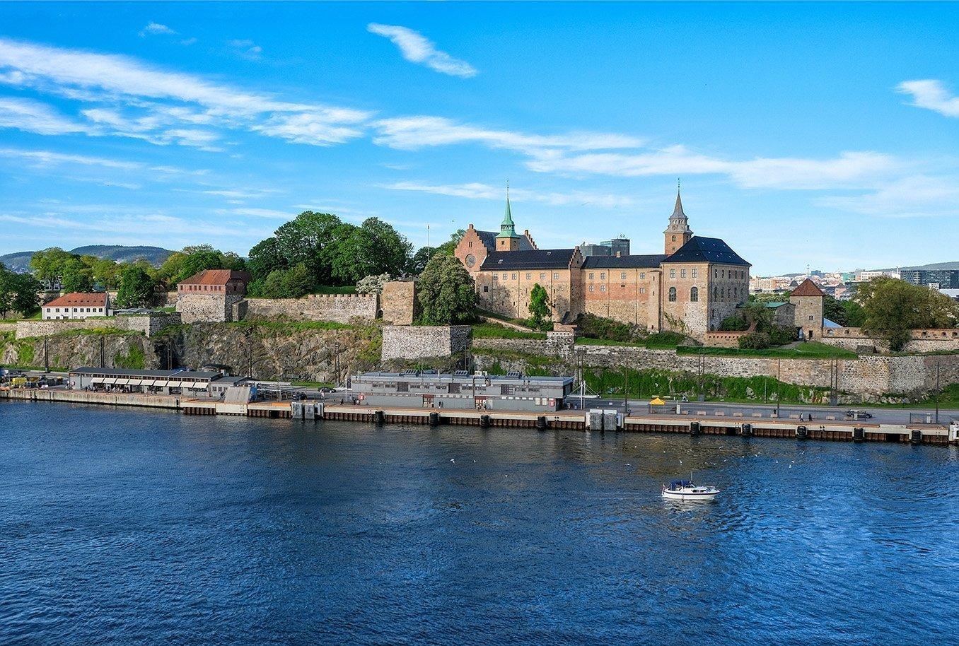 Akershus Castle in Oslo. | © redaktion93 - stock.adobe.com.