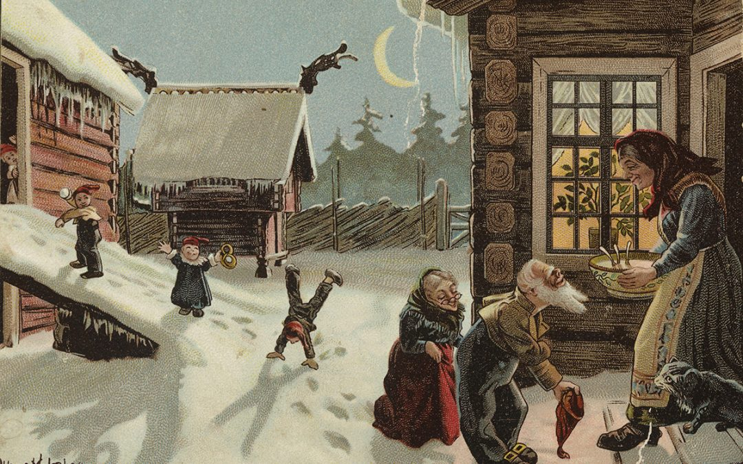 Christmas | 24 postcards from the land of Norway