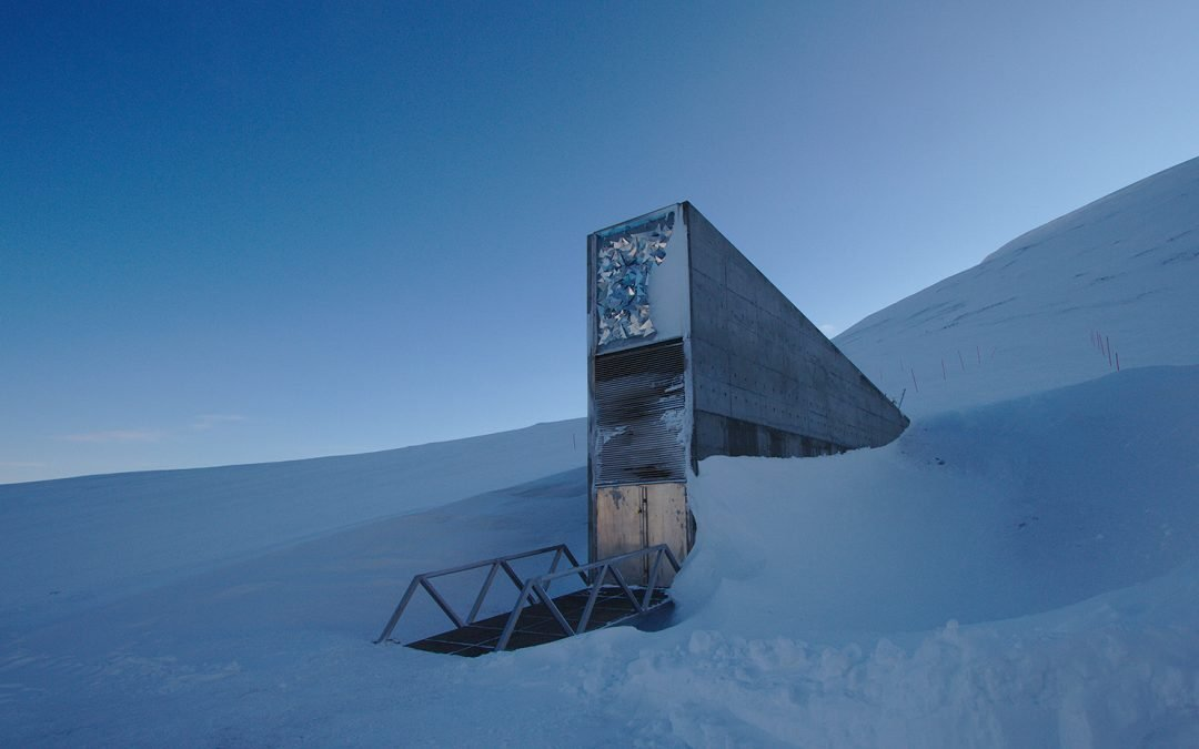 The global seed vault | a botanical Noah's ark | Norway