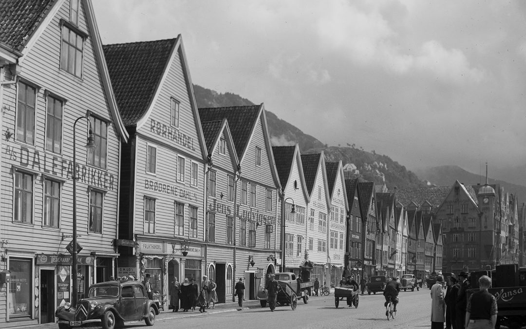 Bergen | historical city once plundered by pirates | Norway