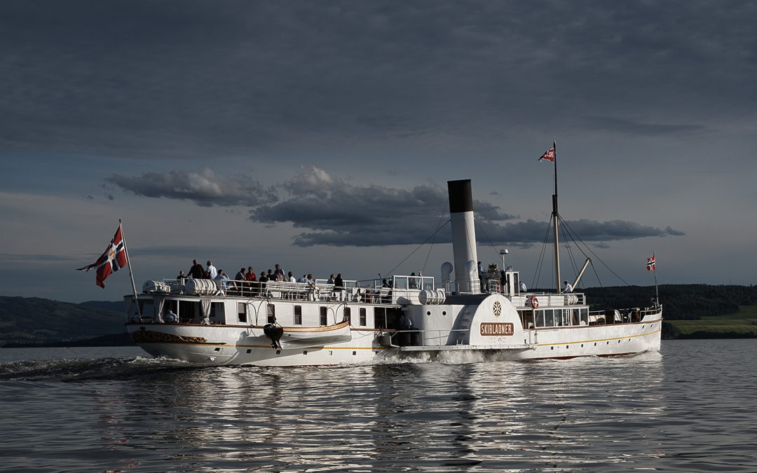 Skibladner | Norway's oldest paddle steamer still in service