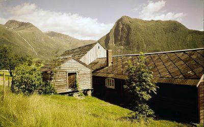 Bondegård | means farm in Norwegian | Norway